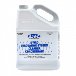 E-Vac Evacuation System Cleaner Concentrate