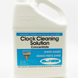 Clock Cleaning Solution Concentrate