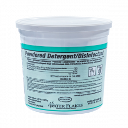 Water Flakes Powdered Detergent / Disinfectant