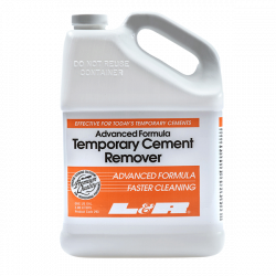 Advanced Formula Temporary Cement Remover