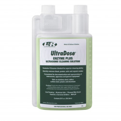 UltraDose® Enzyme Plus Ultrasonic Cleaning Solution