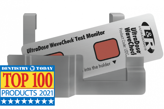 UltraDose® WaveCheck®  Selected as a Top 100 Product of 2021!