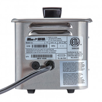 PC3 Stainless Steel Back